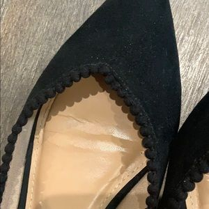 Express Shoes - Black pointy flats